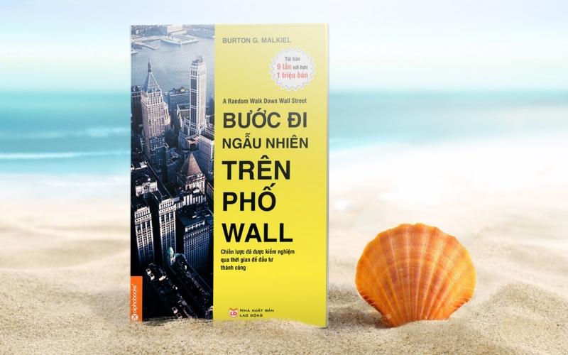 Cuốn sách Bước đi ngẫu nhiên trên phố Wall