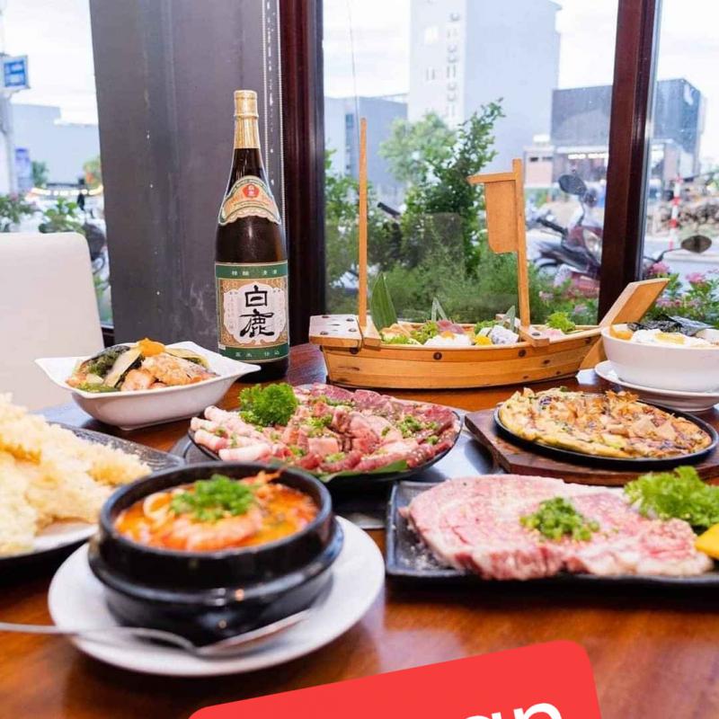 Bushido restaurant Da Nang