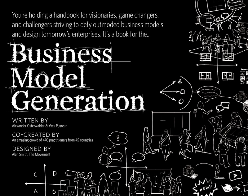 Business Model Generation - Alexander Osterwalder