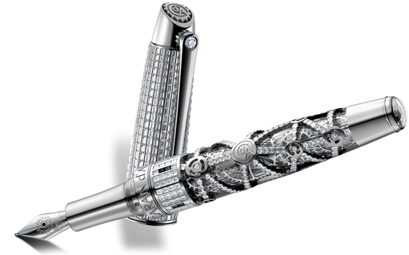 Bút Caran d' Ache 1010 Diamonds Limited Edition Fountain