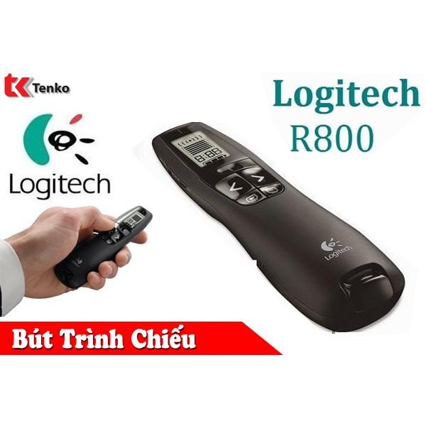 Bút chỉ slide Logitech R800
