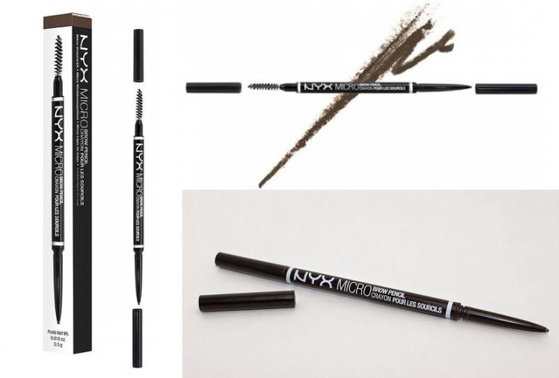 Bút kẻ mày siêu mảnh NYX Micro Brow Pencil