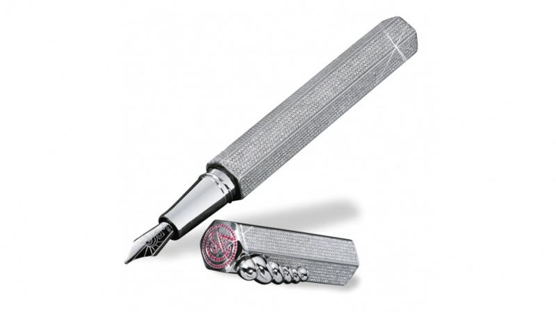 Bút nạm kim cương Caran d' Ache  La Modernista