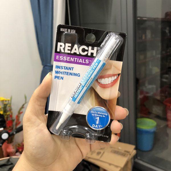 Bút Tẩy Trắng Răng Reach Essentials Instant Whitening Pen