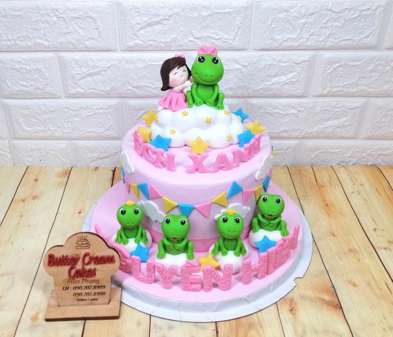 Những chú ếch thật đáng yêu