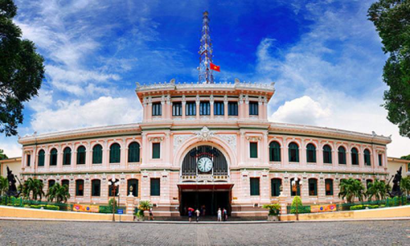 Bưu điện trung tâm Thành phố