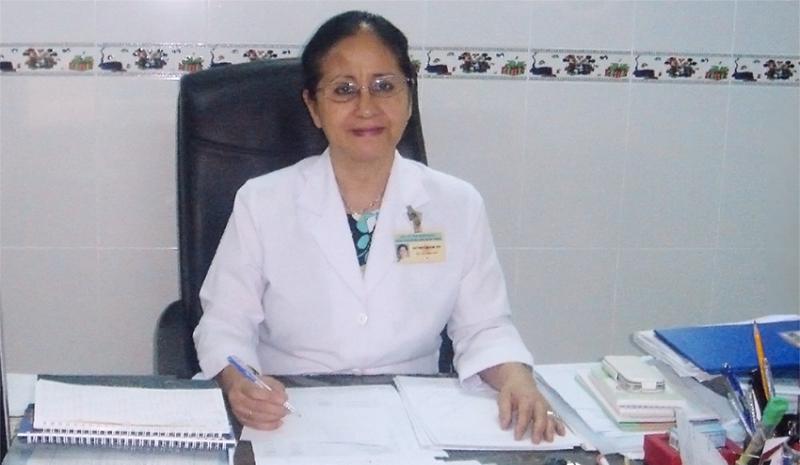BSCK II Huỳnh Thị Kim Chi - Giám Đốc Bệnh Viên
