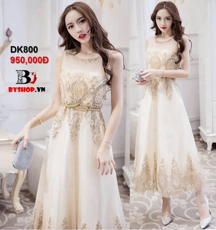 Mẫu váy dự tiệc sang trọng của BY Shop