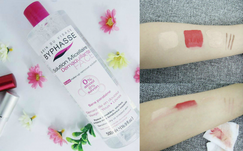 Byphasse Micellar Make Up Remover Solution Sensitive, Dry and Irritated Skin