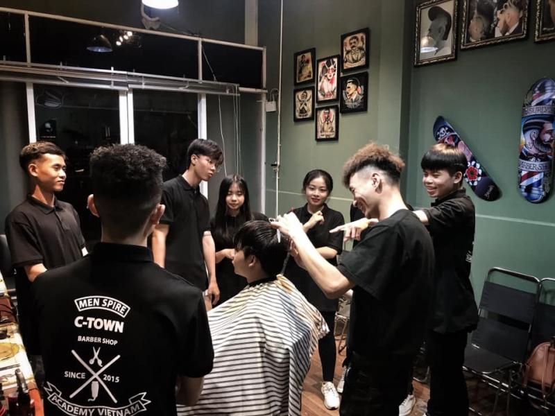C-Town Barber Shop