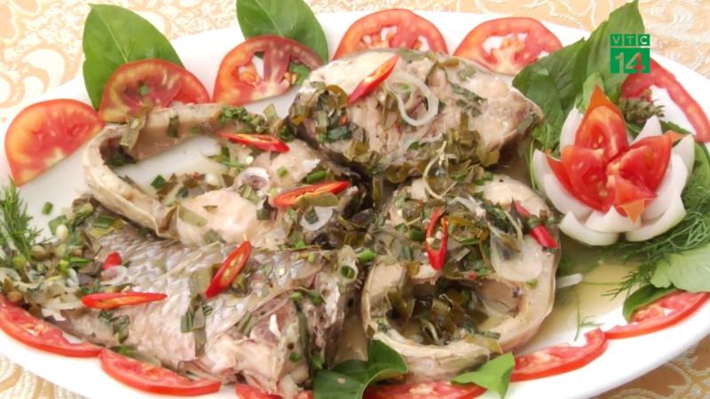 Cá Anh Vũ - Phú Thọ