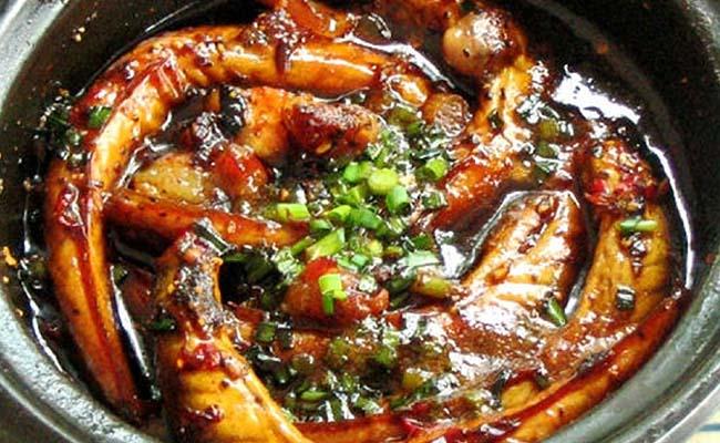 Cá bống kho riềng - món ăn truyền thống của người dân Ban Mê Thuột