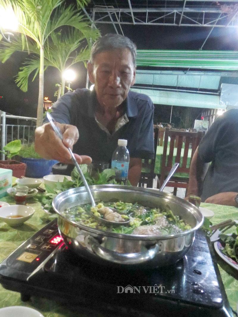 Lẩu cá chèo bẻo Thanh Phong