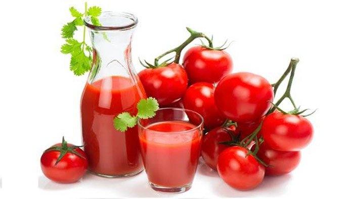 Ca chua giúp kháng viêm hiệu quả
