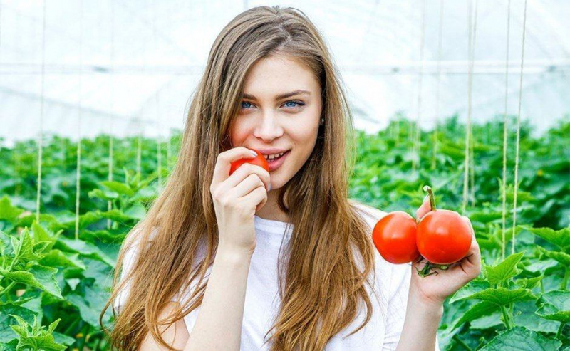 Cà chua là loại thực phẩm tốt có lợi cho sức khỏe và làm đẹp
