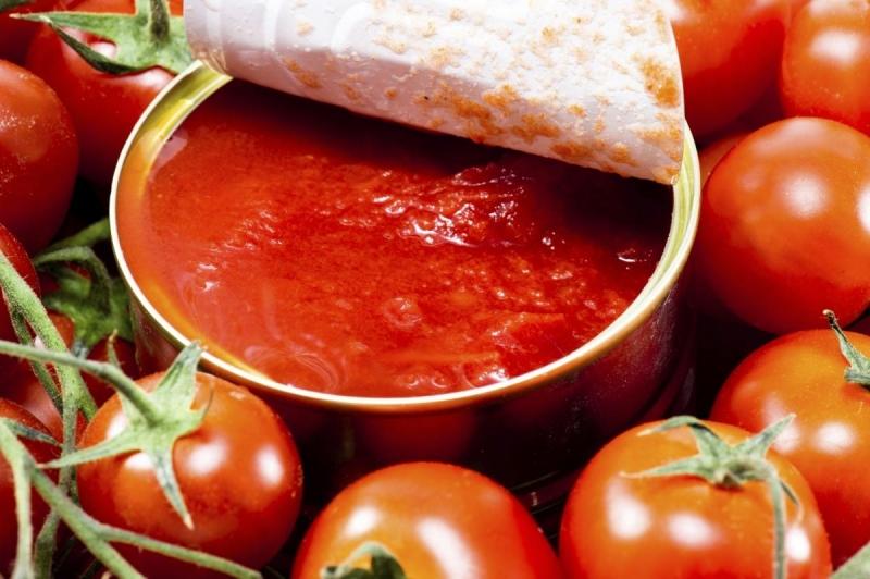 Cà chua đóng hộp có nguy cơ gây ung thư cao