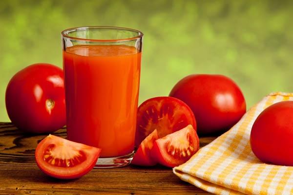 Cà chua và táo