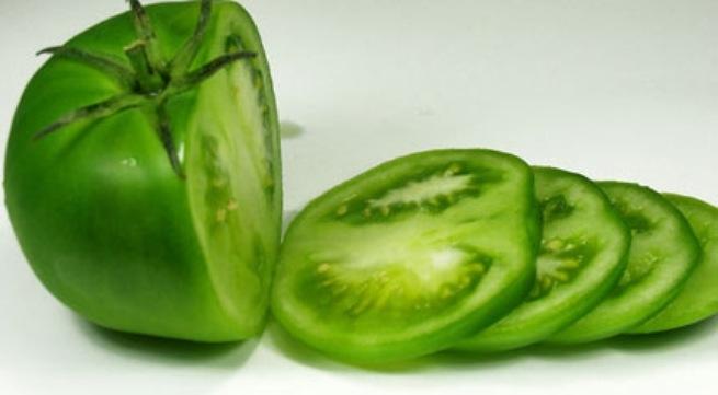 Cà chua xanh có chứa độc Solanine