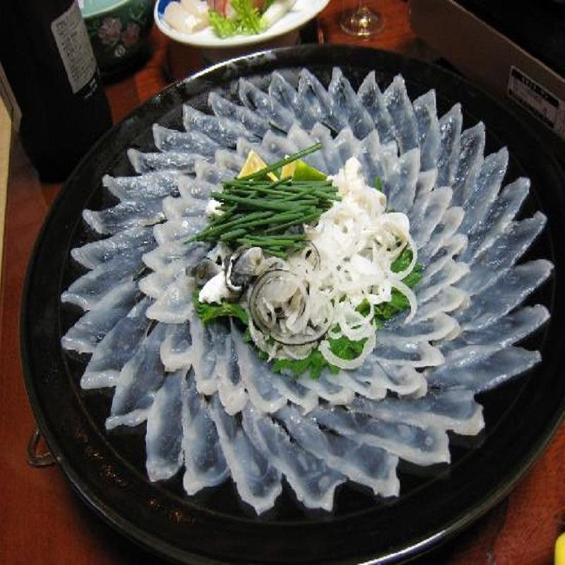 Cá độc (Fugu)