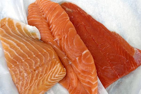 Cá hồi là thực phẩm cần thiết cho bữa ăn của bạn