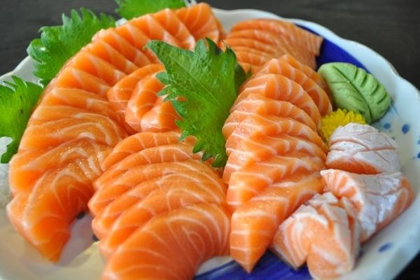 Cá hồi – rất có ích cho việc phòng ngừa loãng xương
