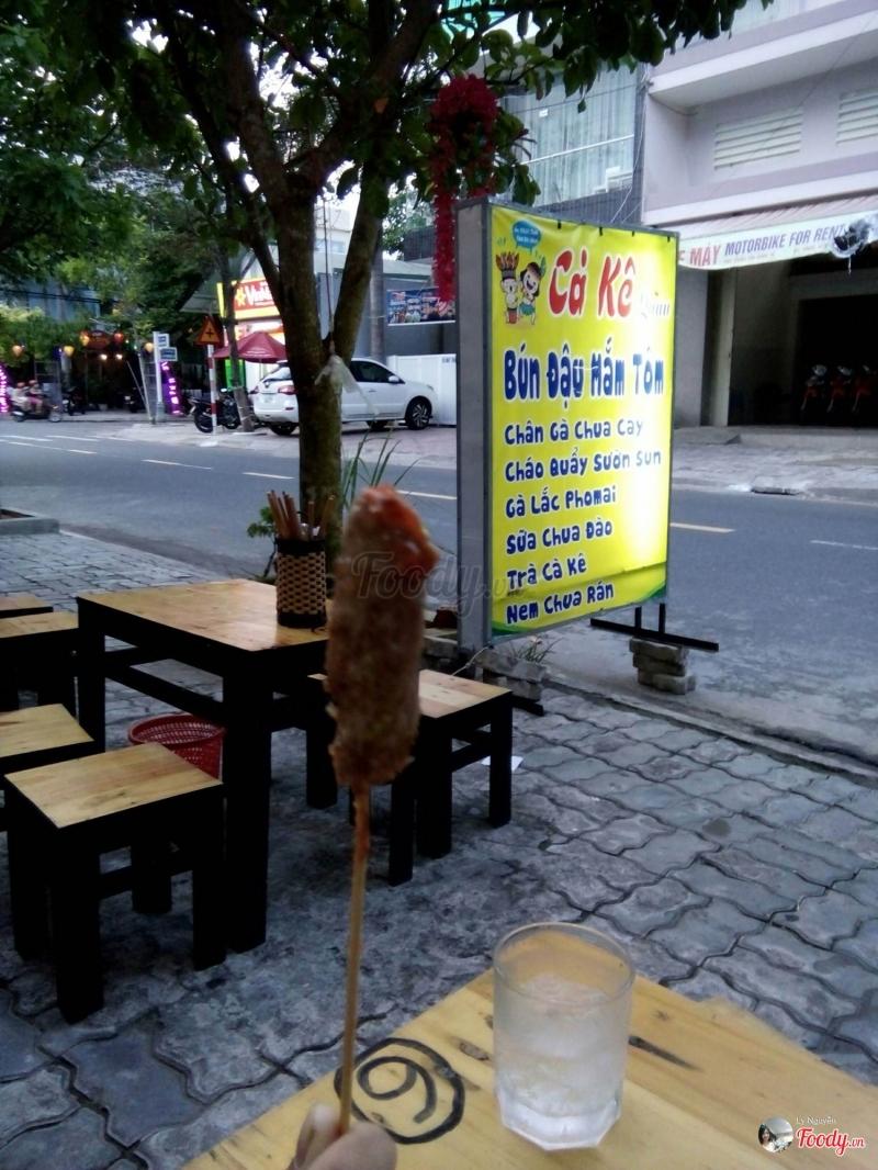 Cà Kê Quán - Ăn Vặt Hà Nội