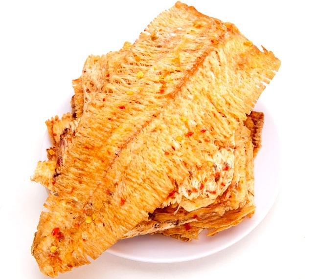 Trong cá khô cũng có chứa nhiều protein.