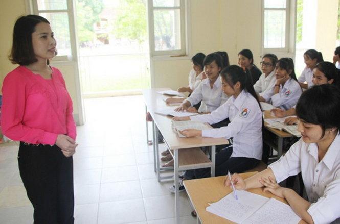 Cô giáo tốt mới tạo ra được học trò giỏi