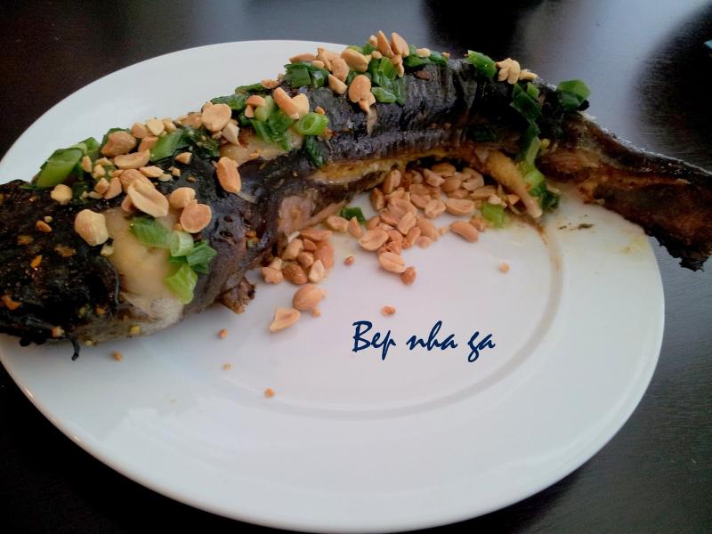 Cá nướng Nha Trang