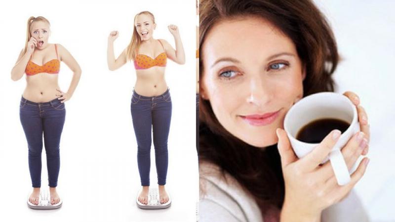 Cà phê có thể giúp bạn giảm cân