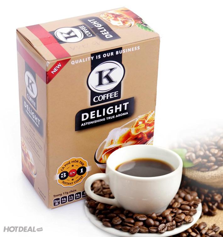 Cà phê hòa tan K-Coffee