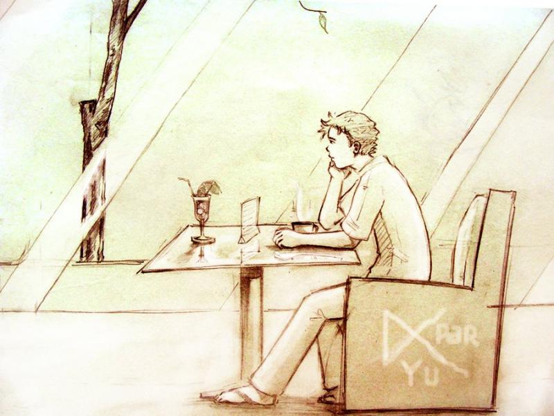 Cà phê Ireland - Thái Trí Hằng
