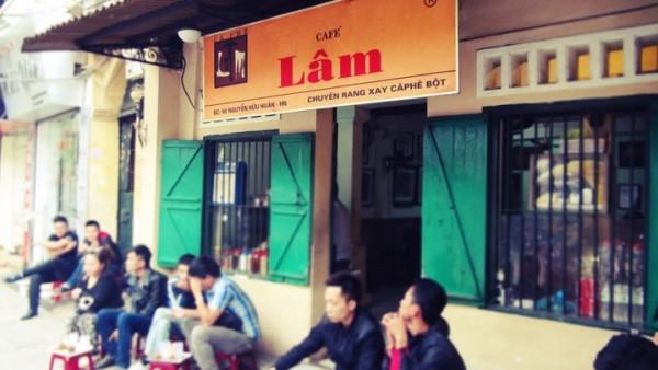 Cà phê Lâm