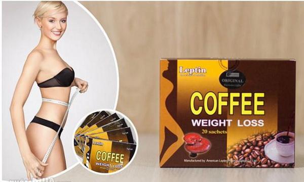 Cà phê giảm cân linh chi xuất xứ chính hãng từ USA