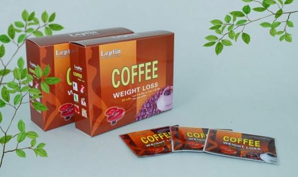 Tất cả các thành phần trong Cà phê giảm cân đã được thẩm định
