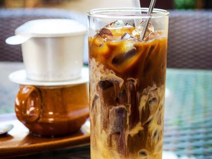 12-30k là giá cho 1 ly Cà Phê Sữa Đá Sài Gòn ngon đúng chất