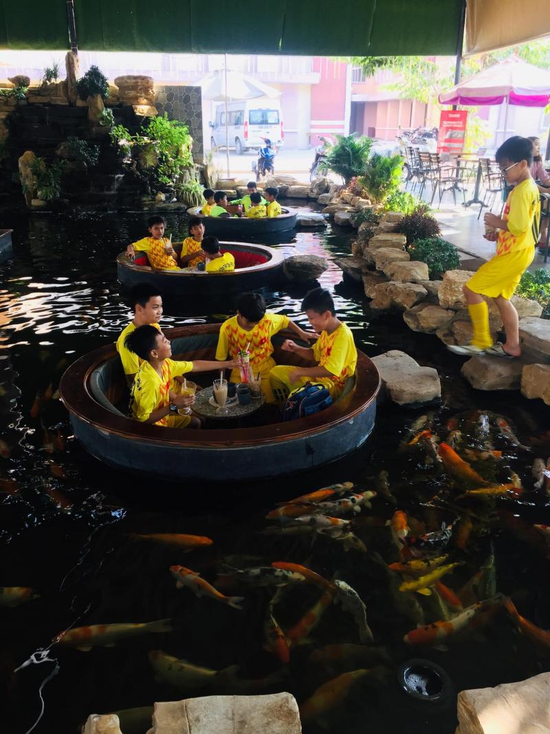 Cà Phê Tân Phú