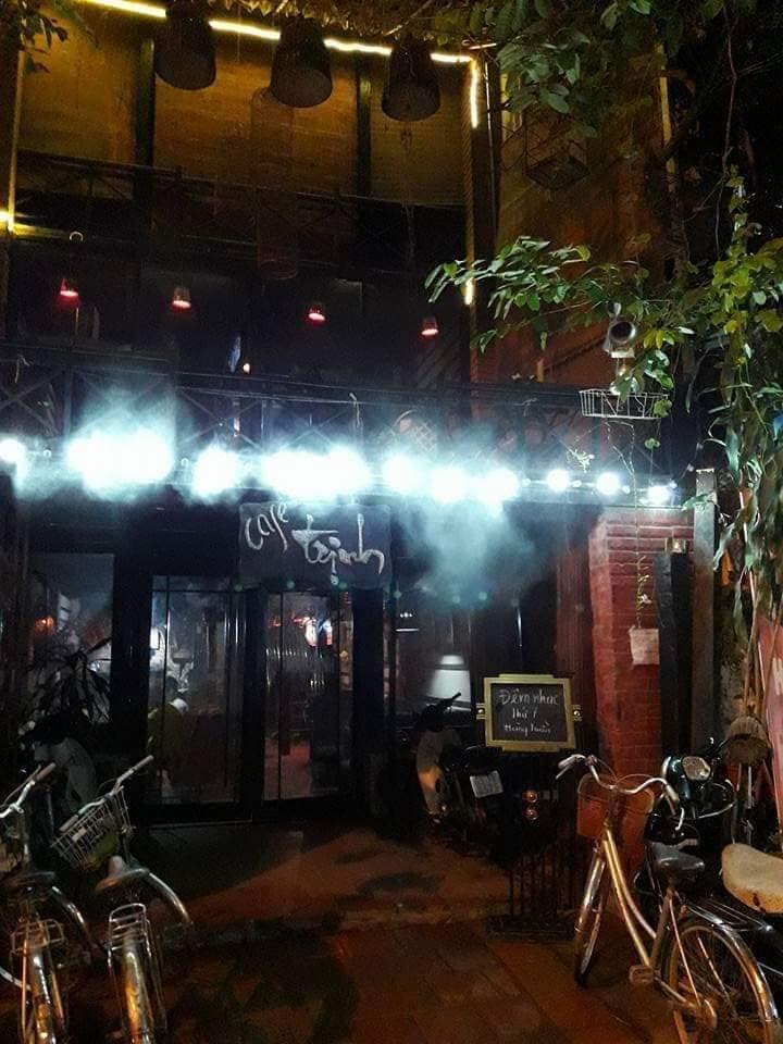Cafe Trịnh - Hoàng Văn Thái