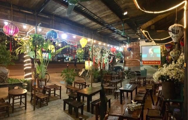 Cà phê Việt - Lắng đọng hồn người Việt