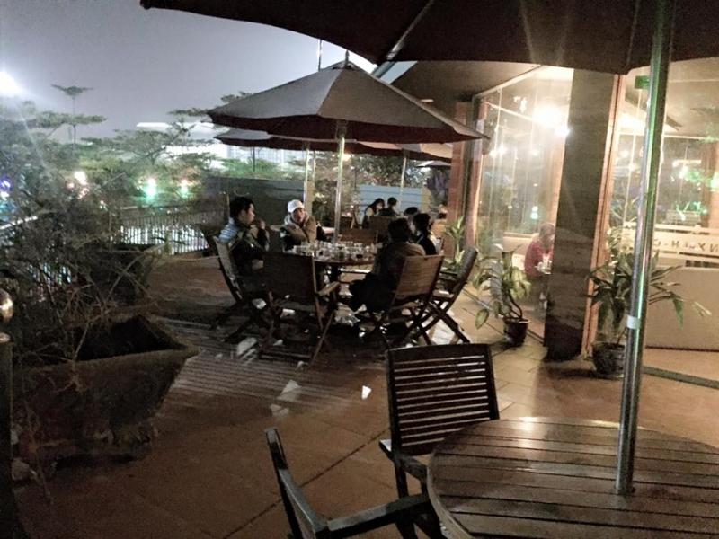 Cà phê xanh - Quảng Trường Vĩnh Yên