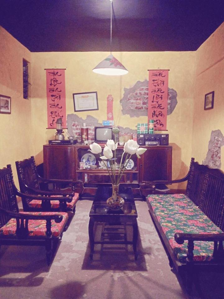 Phòng khách của Zum Bao Cấp