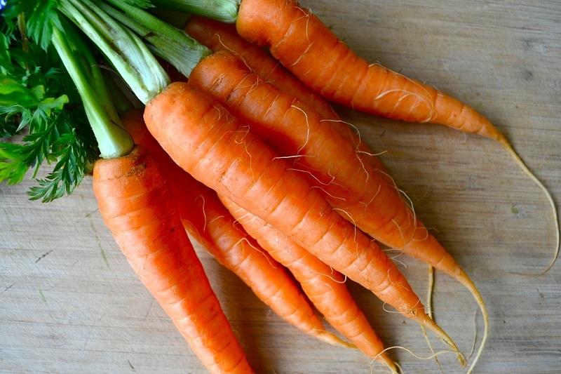 Cà rốt giúp làm giảm nguy cơ ung thư tuyến tiền liệt