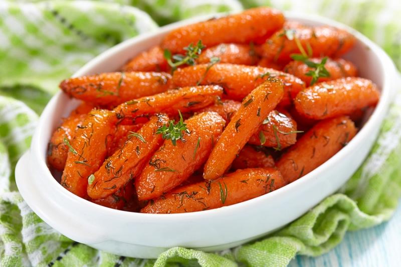 Kích thước nhỏ bé, có nhiều công dụng nên cà rốt tí hon luôn được ưu tiên hàng đầu