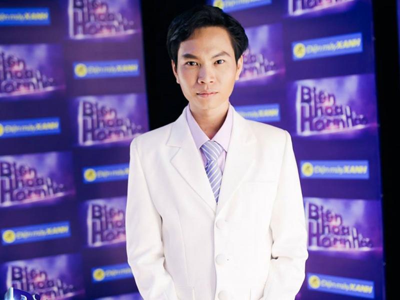 Ca sĩ Trần Quang Đại