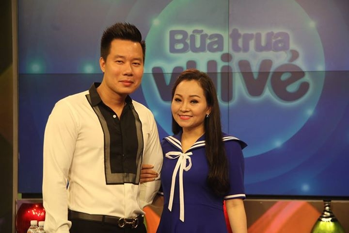 Ca sỹ Xuân Hảo người con quê lúa Thái Bình