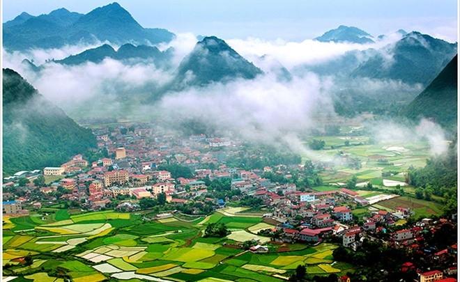 PuLuoong-Sa Pa Giữa lòng Thanh Hóa