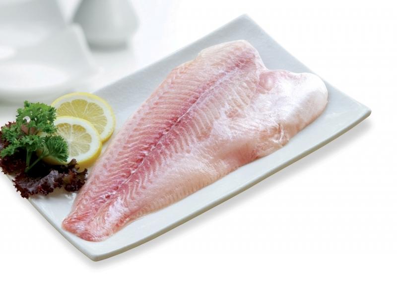 Miếng cá thịt trắng phi lê hấp dẫn (Nguồn: Sưu tầm)