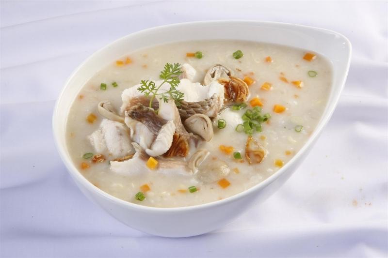 Cháo cá thịt trắng dành cho những ngày chán cơm (Nguồn: Sưu tầm)