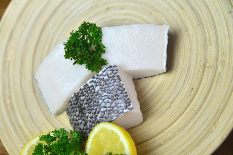 Cá tuyết chấm đen thường được dùng để ăn sống với mù tạt để đảm bảo độ tươi ngon (Nguồn: Sưu tầm)