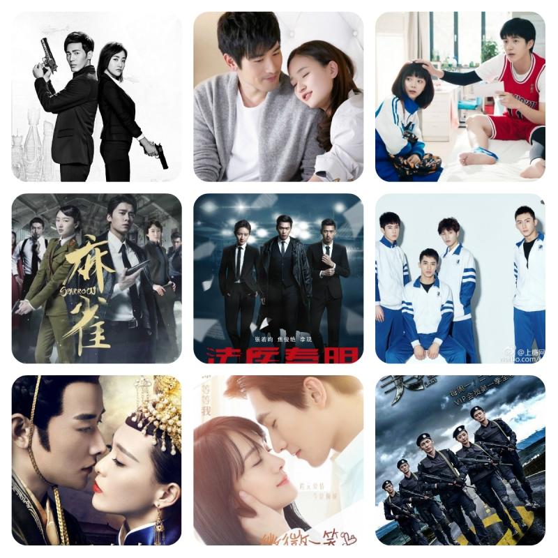 Top 8 phim truyền hình Trung Quốc hay, đáng xem nhất năm 2016